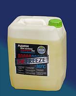 Препарат жидкость для системы отопления DEFREEZE канистра 10 л.