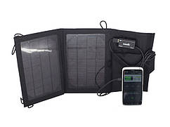 Зарядное устройство на солнечных батареях AM-SF7