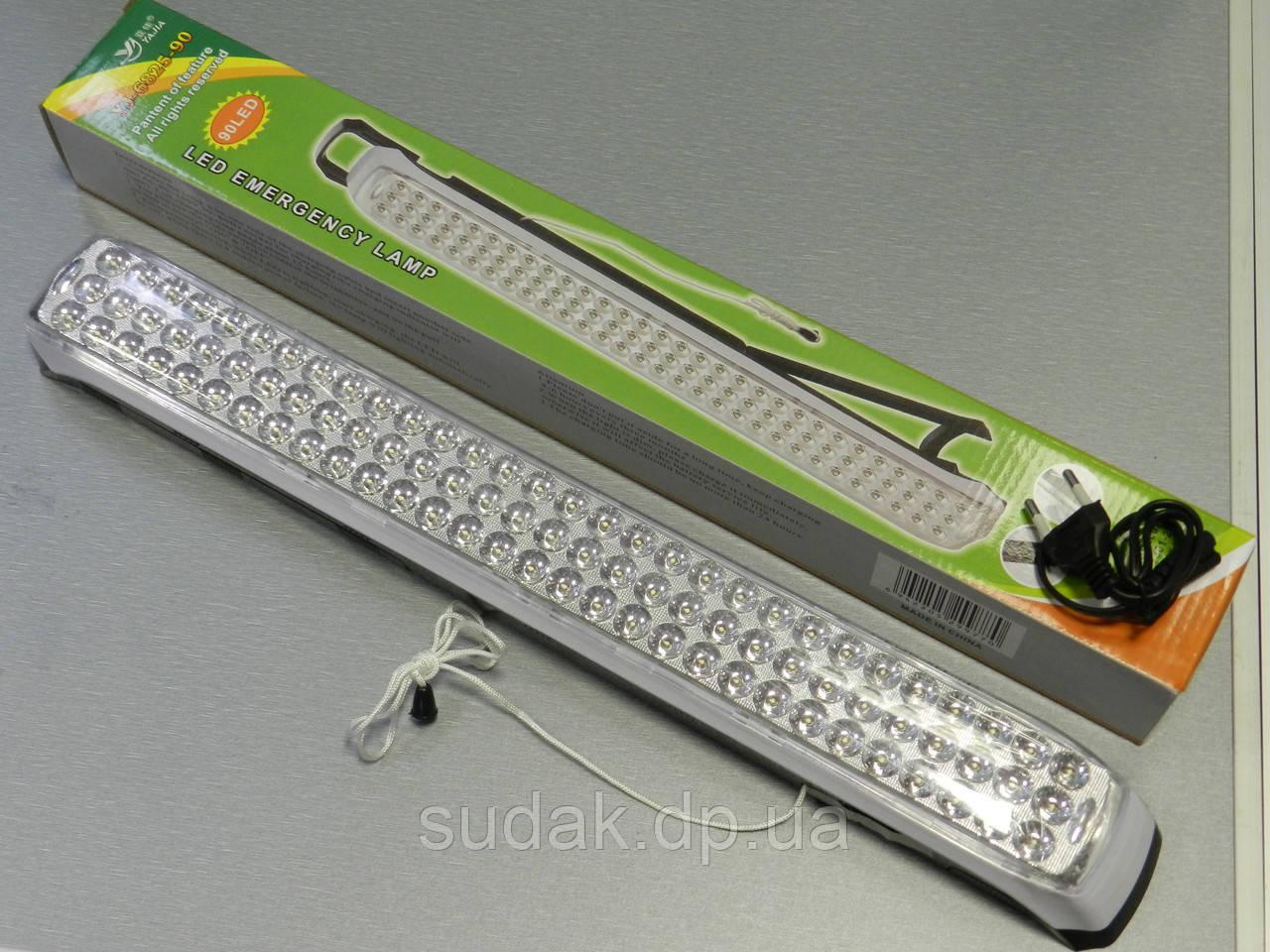Фонарь аварийный аккумуляторныйYJ-6825-90