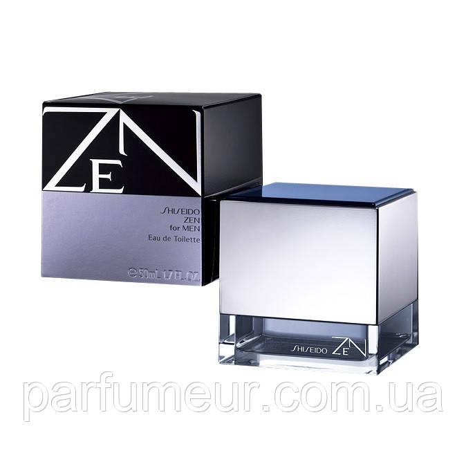 Zen for Men Shiseido eau de toilette 50 ml