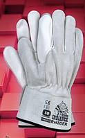 Защитные перчатки RHIGER  . Перчатки спилковые оптом, фото 1
