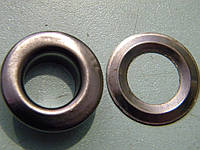 Люверс 13 мм темный никель (1000 штук)