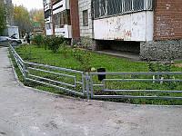 Парковое ограждение модель №15