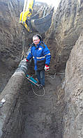 Ренген контроль, радиографический контроль трубопроводов (через 2 стенки-от 446 грн./стык