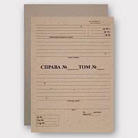 Обложка для переплета с титульным листом 1,50 мм Формат 320*230 Упаковка 25 комплектов, фото 1