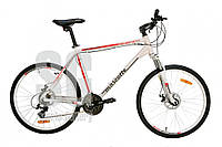 Mascotte Celeste MD 26 велосипед бело-красный