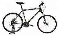 MASCOTTE Celeste MD 26 (2015) велосипед черно-бирюзовый, фото 1