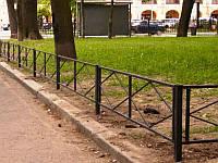 Парковое ограждение модель №63