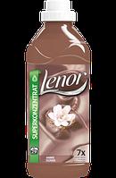 Lenor Weichspüler Amber Flower - Концентрированный кондиционер-ополаскиватель с ароматом амбры, 730 мл