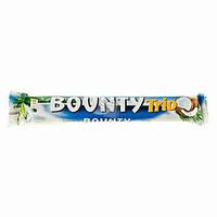 """Батончик  """"Bounty Trio"""" 85г"""