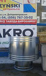 Дефлектор вентиляционный для трубы дымохода