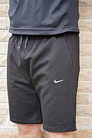 Мужские спортивные шорты Nike черные Ш-124