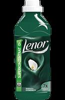 Lenor Weichspüler Smaragd - Концентрированный кондиционер-ополаскиватель Изумруд, 730 мл