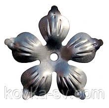 Кованый цветок 90