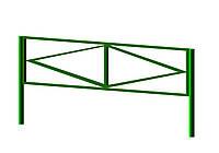 Парковое ограждение модель №237