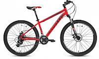 """Spelli SX-3000 26"""" гидравлика горный велосипед красный, фото 1"""