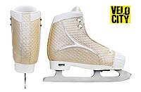 Tempish CEE-VEE flex Lady ледовые раздвижные коньки