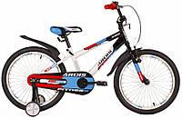 Велосипед Ardis Fitness BMX 16 Бело-Синий