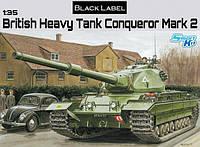 Британский тяжелый танк CONGUEROR 1\35 DRAGON, фото 1