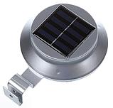 Светильник на солнечной батарее  3 LED «НЛО» 1300 мАч, фото 2