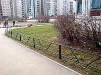 Парковое ограждение модель №333