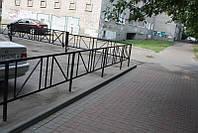 Парковое ограждение модель №383