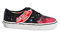 """Кеды Vans Authentic """"Space"""" (Копия ААА+), фото 1"""