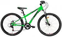 "Велосипед AVANTI DAKAR-ALU 26"" зеленый"