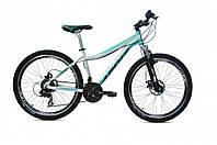 Велосипед Crossride Cleo 26 бирюзовый, фото 1