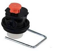 Для газовых котлов Запчасти  Сбросной клапан пластиковый артикул 65104703
