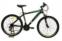 Велосипед горный Fort Pro Expert 26 V-brake СТАЛЬ, фото 1