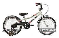 Велосипед детский аллюминиевый Ardis MAX 16 белый, фото 1