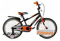 Велосипед детский оранжевый  Ardis Fitness BMX 20, фото 1