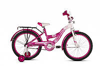 Велосипед розовый для девочки Ardis Fashion GIRL BMX 20, фото 1