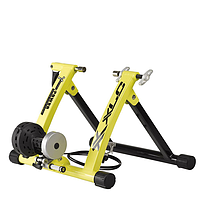 Велотренажер XLC Gamma 6 CT-R04 желтый