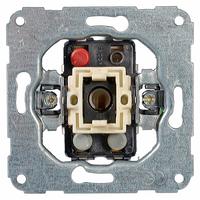 Механізм вимикача універсального (б/гвинт) 10А / 230В