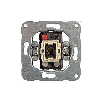 Механізм вимикача хрестовидного (б/гвинт) 10А / 230В