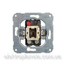 Механізм вимикача 2-полюсного (б/гвинт) 10А / 230В