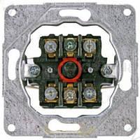 Механізм вимикача поворотного 2-полюсного для жалюзі 10А / 230В
