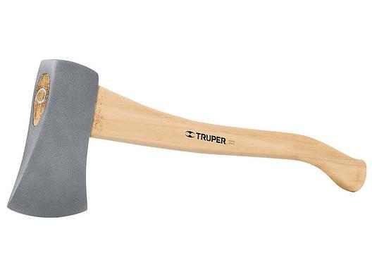 Топор Truper HB-2-1/4M с деревянной ручкой 710 мм, фото 2