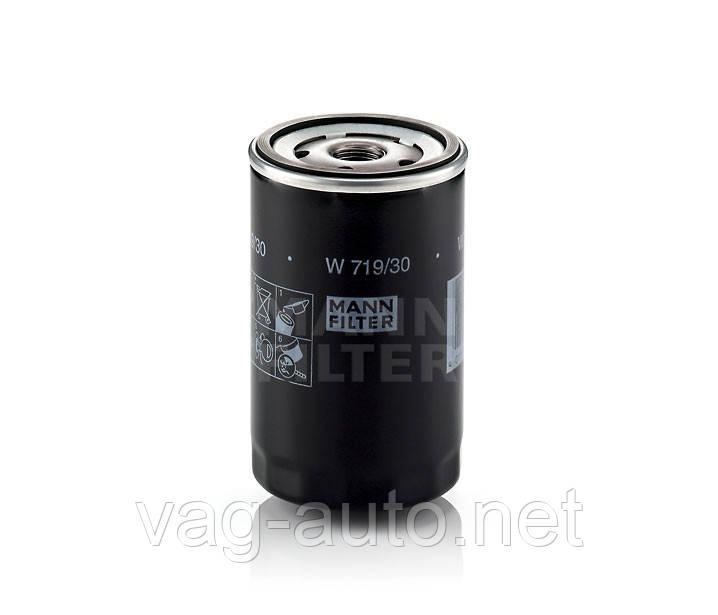 Фильтр масляный Skoda Octavia A5 - 1.6MPI