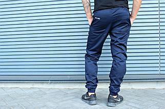 Штаны HLGN, стильные, модные (синие), фото 2