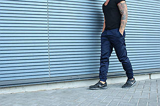 Штаны HLGN, стильные, модные (черн), фото 2