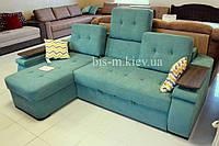 """Угловой диван (длинный бок) """"Кардинал"""""""