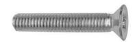Винт по металлу М 3 мм  х 20 мм с головкой в потай  оцинкованный DIN 965