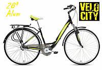 """Женский велосипед Avanti Fiero 28"""" черный матовый, фото 1"""