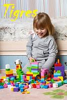 Детские пластиковые конструкторы Тигрес