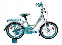 Детский велосипед Ardis Smart 16 голубой, фото 1