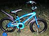 Детский велосипед для мальчика 16 дюймов