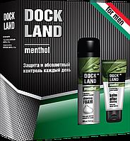 Подарочный набор Dockland for men Menthol